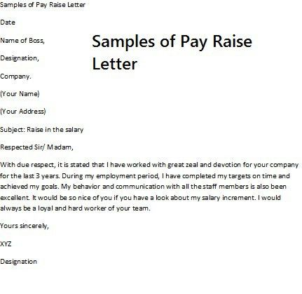 8 salary increase templates excel pdf formats Word MS Templates #SampleResume #SalaryIncreaseLetterTemplate