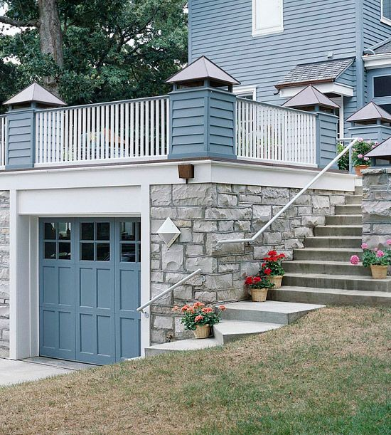 47 Best 2 Story Garage Images On Pinterest 2 Story