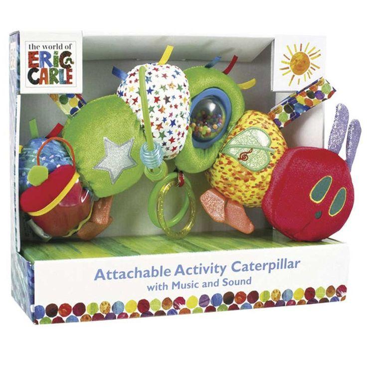 The Very Hungry Caterpillar Activity Caterpillar | JoJo Maman Bebe