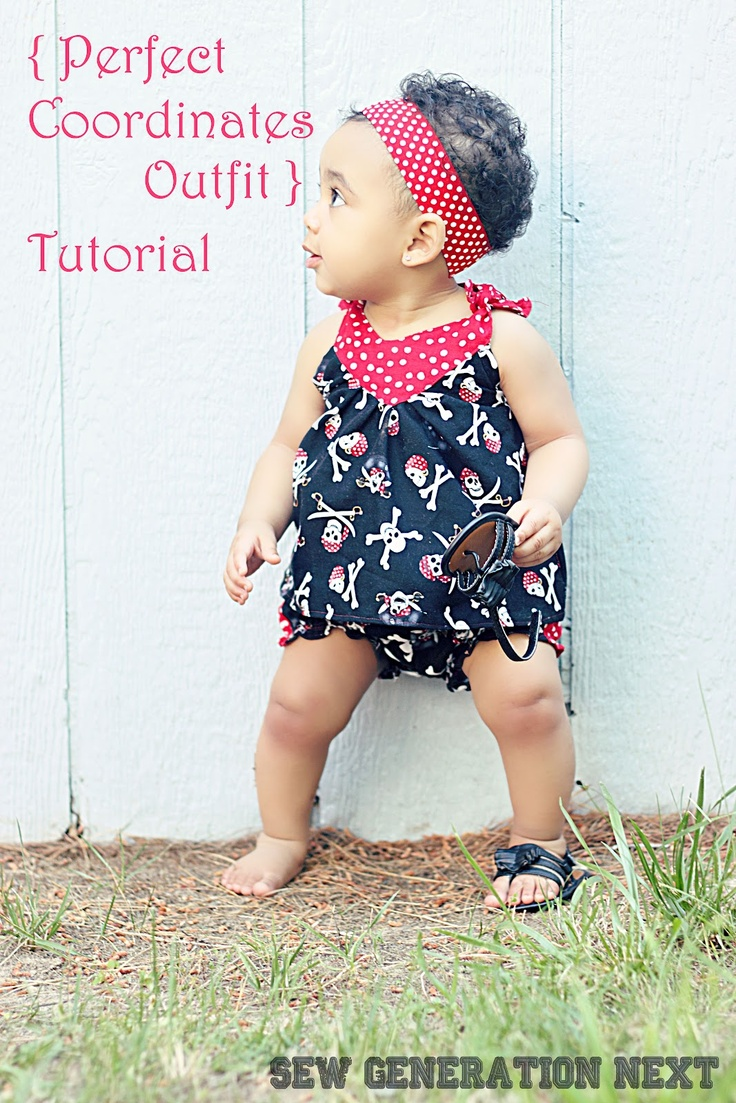 273 best sewing for little people images on pinterest sewing generation next the perfect coordinates outfit tutorial free pattern jeuxipadfo Images