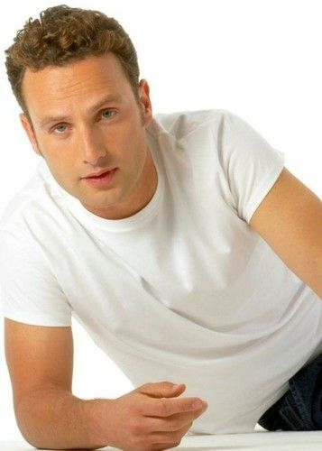 Andrew Lincoln Photo: young andrew