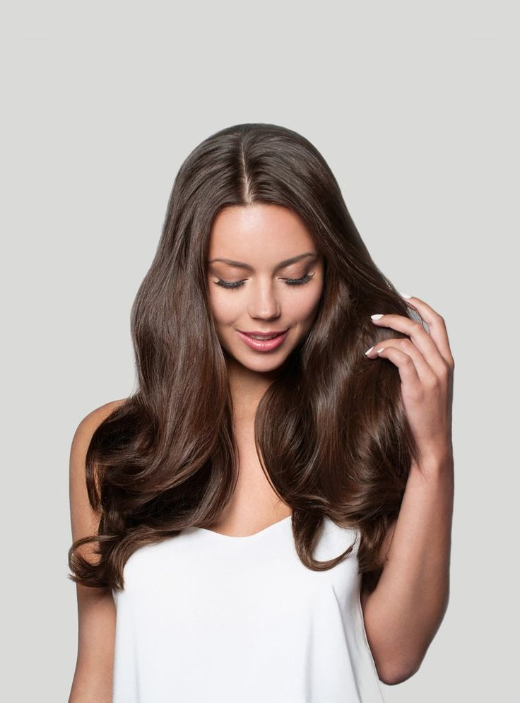 Luxy Hair - Chocolate Brown #4 - Clip In Hair Extensions