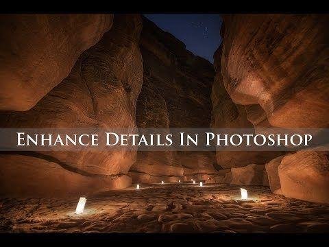 Quick Photoshop Secrets 6: How To Enhance Details Beautifully - Shutter...Evolve