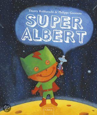 Kinderboekenweek 2011: boekrecensies thema superhelden » Juf Sanne