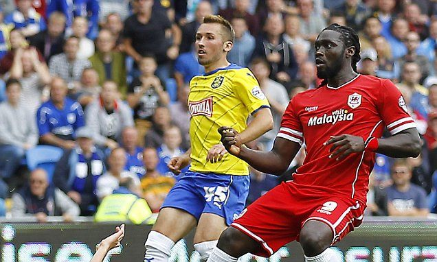 Cardiff 3-1 Huddersfield: Kenwyne Jones heaps more misery on the Terriers