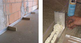 20 best battiscopa filo muro ags systems flush skirting for Battiscopa filo muro