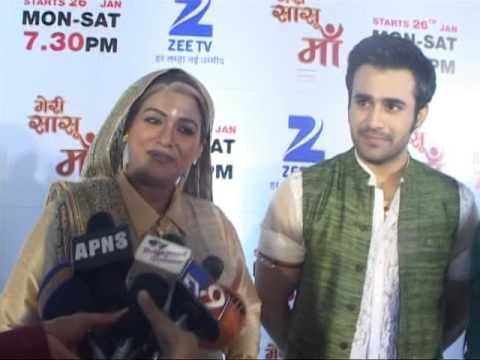 Zee Tv New Show Launch Meri Saasu Maa 5