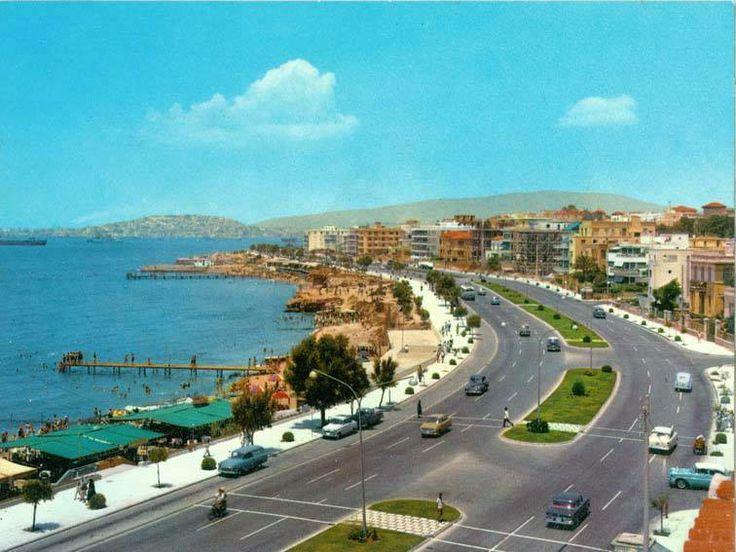 Palaio Faliro in 1960 Greece