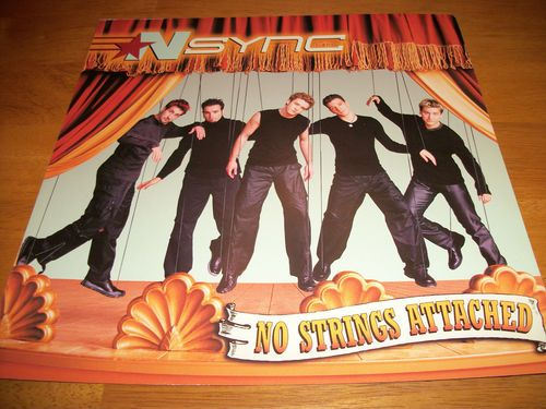 no strings attached nsync������