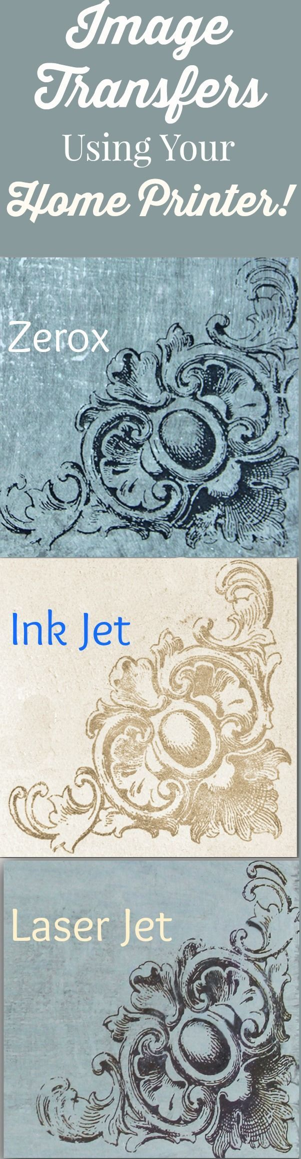 How to Transfer Images with Inkjet Printers! The Graphics Fairy. So nice to finally find a crafts technique for transferring images using a Home Printer! Great for DIY Home Decor Projects!