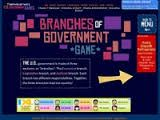 U.S.A Government: Branches of Government Game from Sheppard Software- As basic as it gets for the duties of the three branches.  Kids drag the responsibilities up to the correct branch.  Easy and visually impressive http://www.sheppardsoftware.com/usa_game/government/branches_government.htm