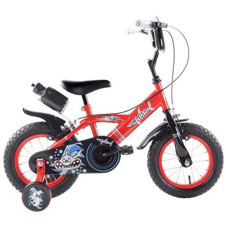 Vehicule pentru copii :: Biciclete si accesorii :: Biciclete :: Bicicleta copii Shark 12 Schiano Kids