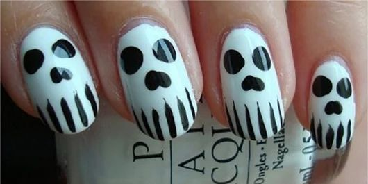 43 Halloween Nail Art Ideas – Clare K