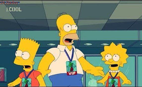 Simpsonovi nová série [2/2]  Dobrá manželka 😉 Simpsonovi cz