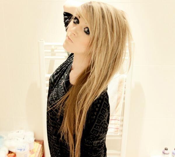 marina joyce, i love her and her hair! cx