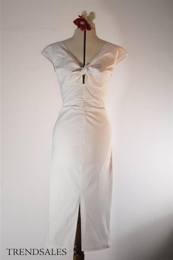 Dixifried for Pinup Girl Clothing - 50'er/Pinup/Rockabilly/retro cocktailkjole/brudekjole i Marilyn Monroe stil