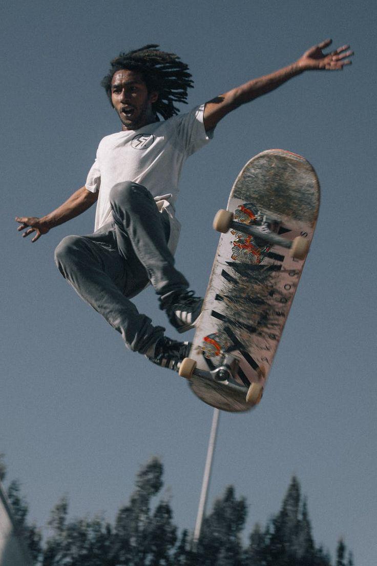 action, balancing, boy