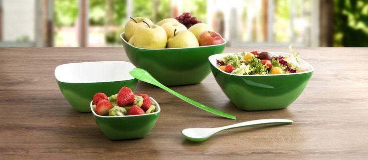 #Ensaladeras y #boles Kare: ¡Vuelve a disfrutar de la ensalada!