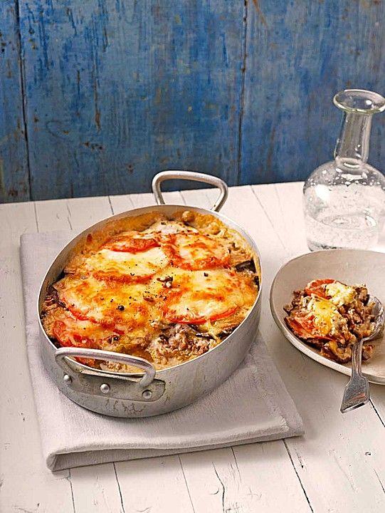 Moussaka, ein schönes Rezept aus der Kategorie Gemüse. Bewertungen: 246. Durchschnitt: Ø 4,4.