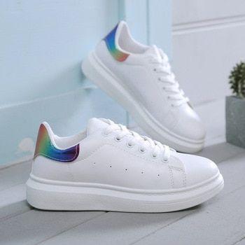 <b>Women Shoes</b> Fashion White <b>Sneakers</b> Chunky Vulcanize <b>Shoes</b> ...