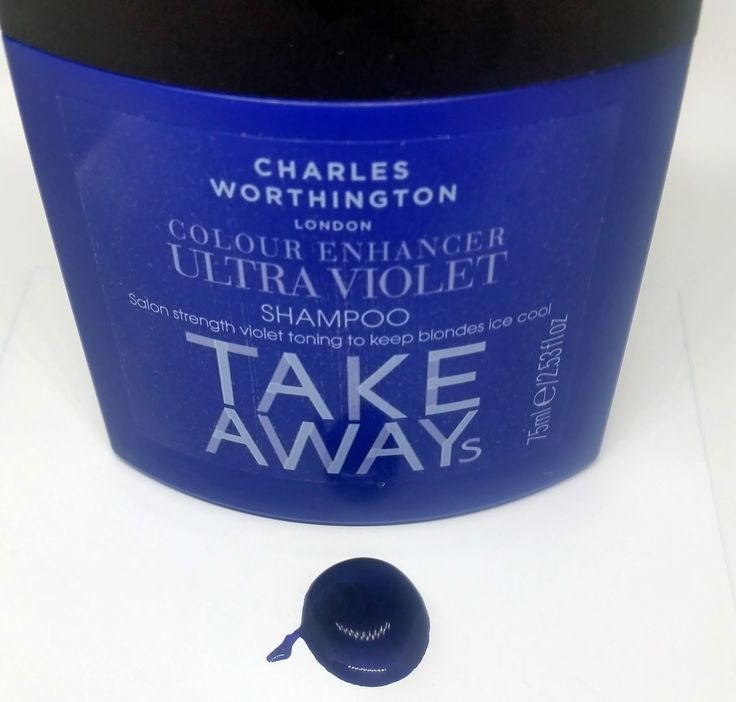 Charles Worthington Colour Enhancer Ultra Violet Shampoo, is a salon strength violet toner to help keep blonde's ice cool. Any blonde...