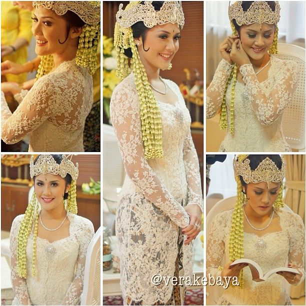 Sundanese wedding (west java, Indonesia) by vera kebaya