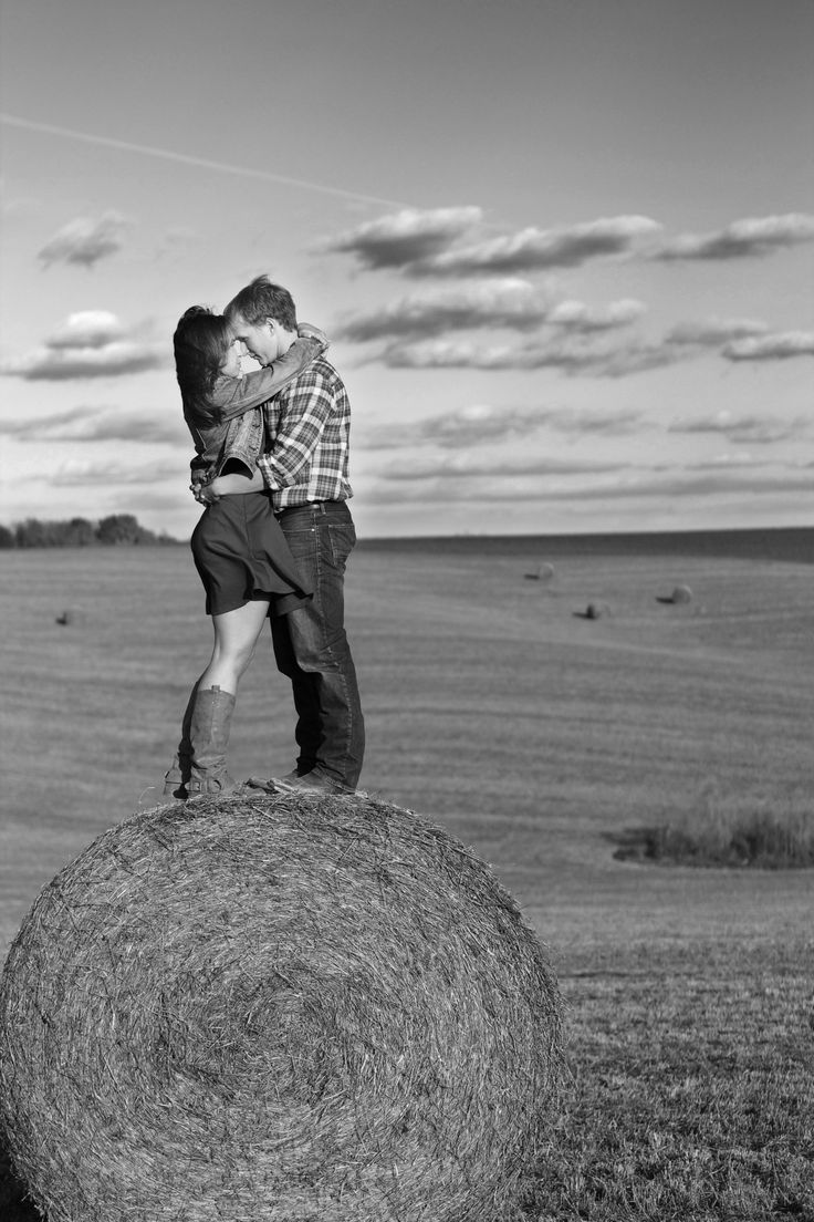 country engagement photo