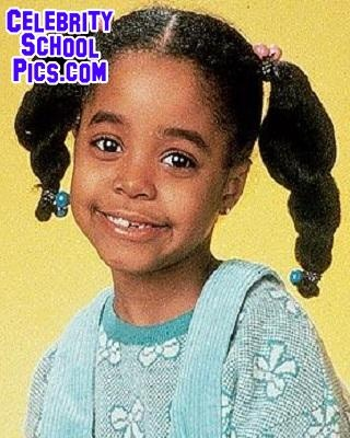Keisha Pulliam - Celebrity School Pic