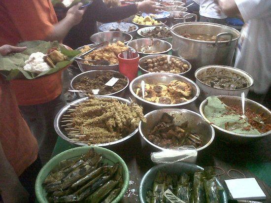 Nasi Jamblang Mang Dull