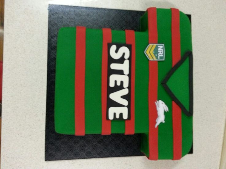 South Sydney Cake, NRL, 50th