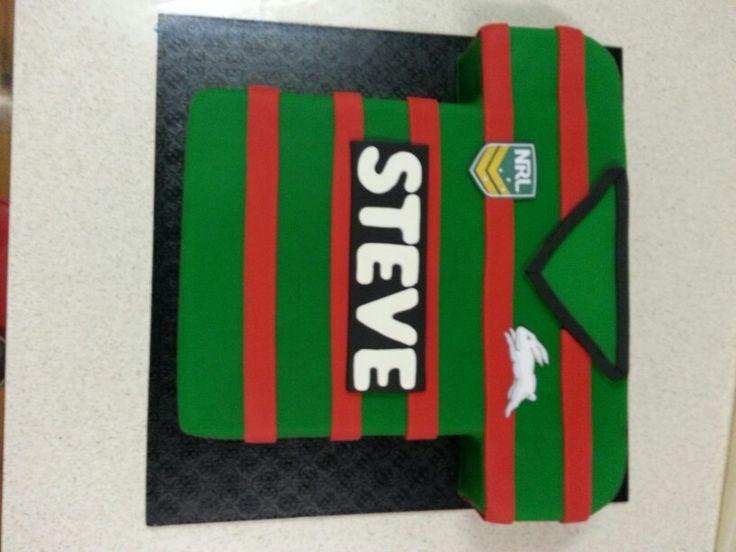 South Sydney Cake, NRL, 50th