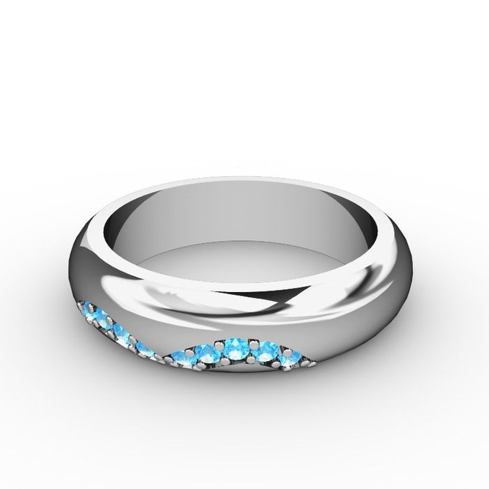 aquamarine engagement rings 6