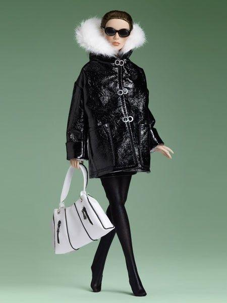 ASOleDolls Одежда для кукол Tonner КОМПЛЕКТ для куклы Тоннер ЗИМНИЙ ШИК Cool Chick