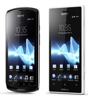 sony mobile phones. this year sony mobile has taken the choice to amass ericsson. and therefore result phones