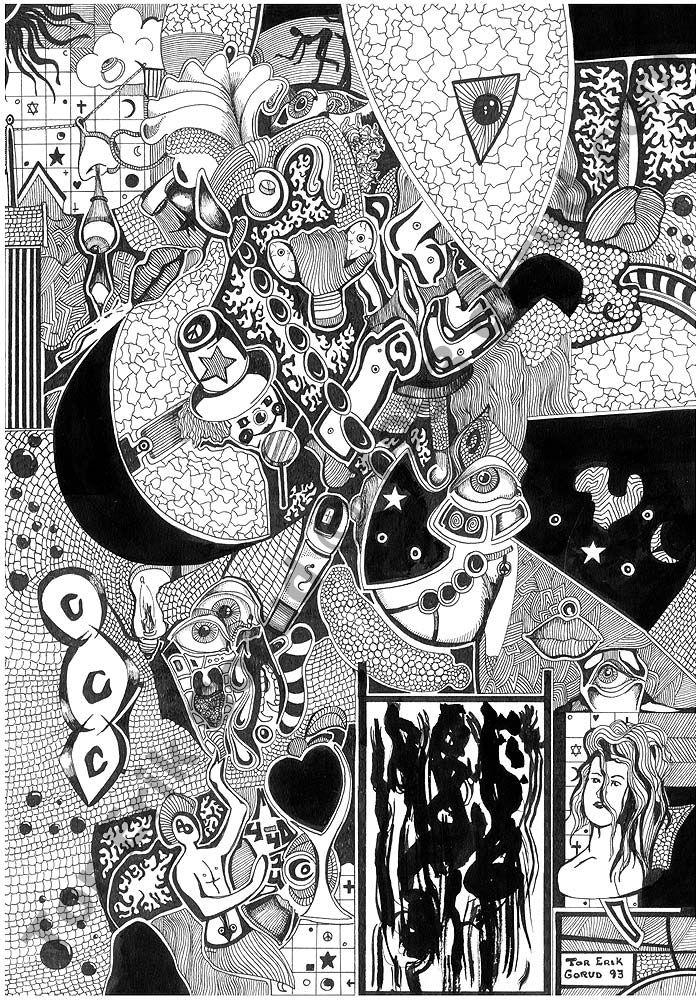Untitled V (1993) by GORUD.deviantart.com on @deviantART