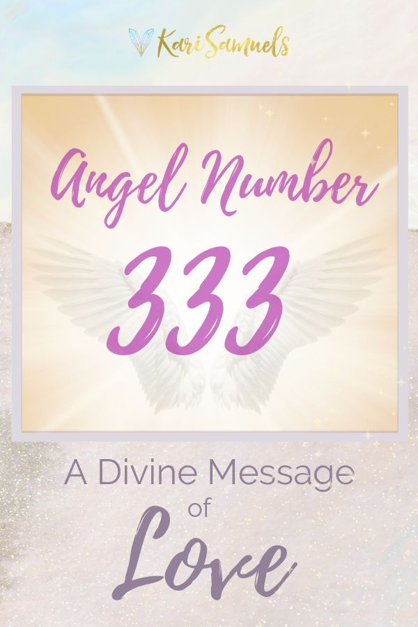Angel Number 333 | Repeatedly seeing the number 333 isn't a