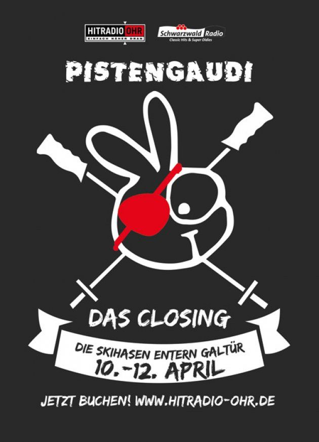Hitradio Ohr Pistengaudi: Partywochenende & Schneespaß | subculture Freiburg