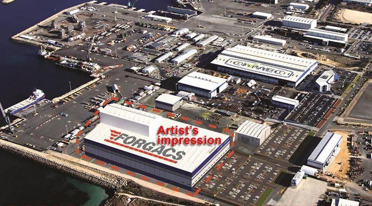 Forgacs announces major expansion at Henderson