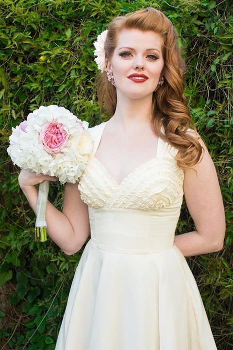 Retro Dresses Trashy DivaVintage Style WeddingsPerfect Wedding