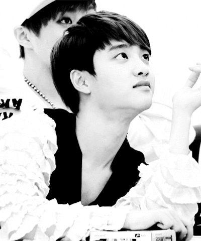 Do kyungsoo why are you so cute? #exo #d.o