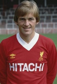 Kenny Dalglish Liverpool 1980