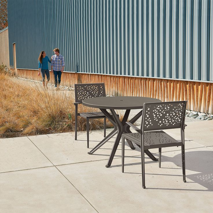 Nice Airi Leaf Cafe Table U0026 Chairs By Anova Furnishings
