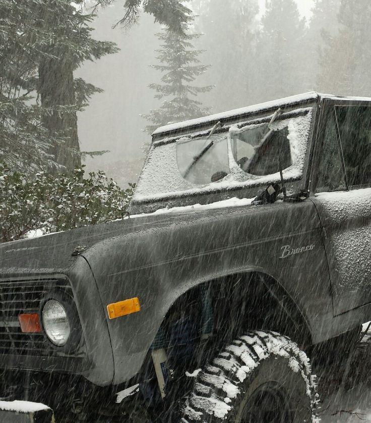 73 Bronco