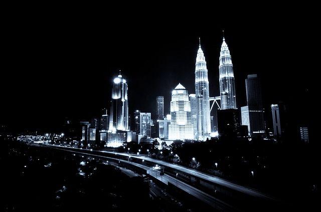 クアラルンプール, 都市, 泊, 建物, 近代的な, 超高層ビル, アーキテクチャ, 都市の景観, 未来の