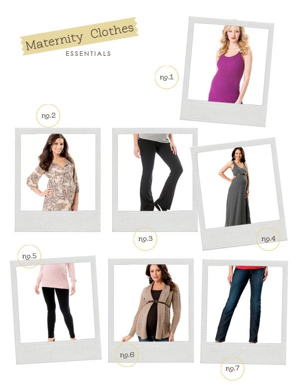 cac4920c91f maternity clothing essentials
