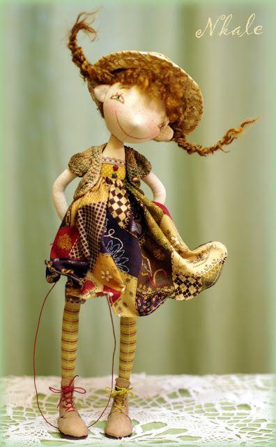 NKALE :-) В каждой игрушке сердце: ВарВара))
