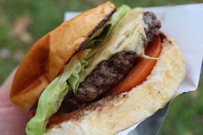 Burger Theory - by Natasha Stewart