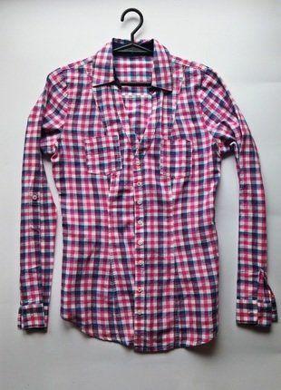 Kup mój przedmiot na #vintedpl http://www.vinted.pl/damska-odziez/koszule/16754472-koszula-w-kratke-tally-weijl-nowa-idealna-na-walentynki