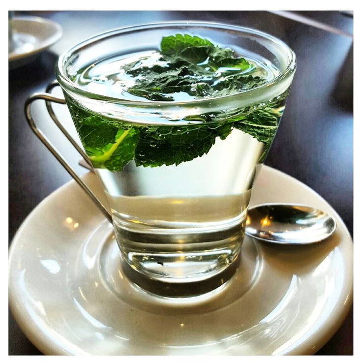 Firstly this looks way more grown up and chic over a mug of builders tea however that is not really the point I want to make. The fact is it's pretty darn good for you too! Fresh mint has suc…