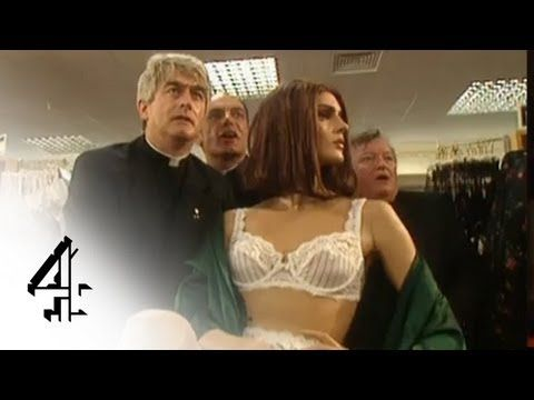 ▶ Father Ted | The Wrong Department | Channel 4 - YouTube